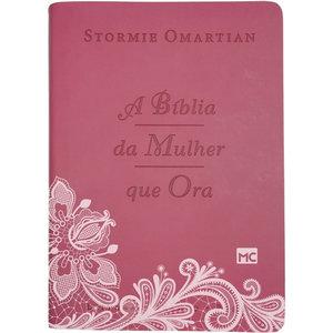 Bíblia da Mulher que Ora - Stormie Omartian