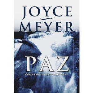 Livro Paz - Joyce Meyer