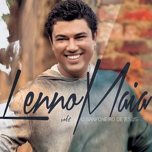 CD O Sanfoneiro de Jesus Vol. 2 - Lenno Maia