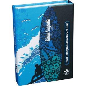 Bíblia Sagrada Fonte de Bençãos - Surf