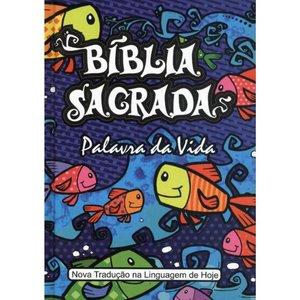 Bíblia Sagrada Palavra da Vida Peixe