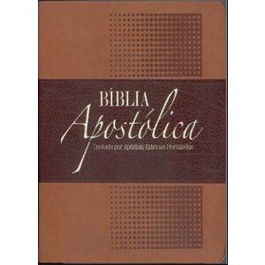 ÚLTIMAS PEÇAS > Bíblia Apostólica