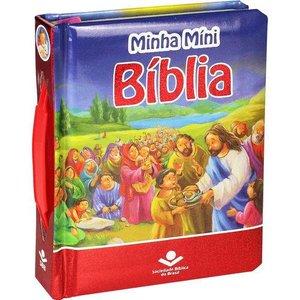 Minha Míni Bíblia - Capa Dura Almofadada