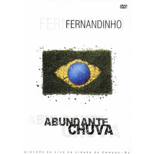 DVD Fernandinho - Abundante Chuva