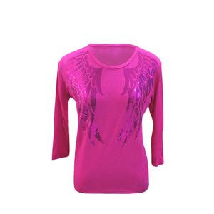 Blusa +QV Asas Pink (Pink)