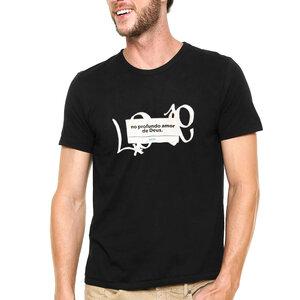 Camiseta O2XGN Preta