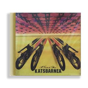 CD - Katsbarnea - A Tinta de Deus