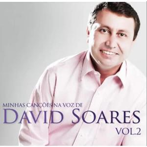 CD David Soares Minhas Canções Volume 2