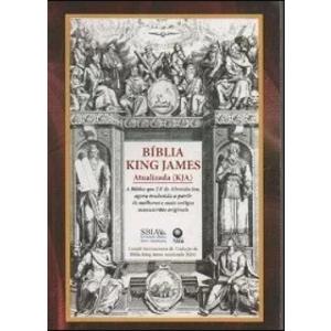 Bíblia King James - Atualizada ( Kja) Sbia