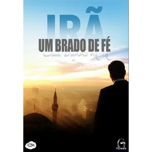 DVD Irã Um Brado de Fé