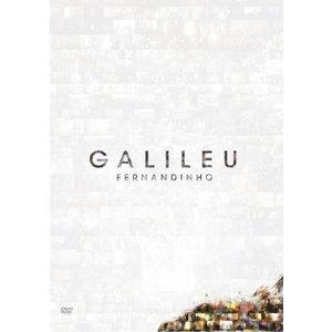 DVD Galileu - Fernandinho