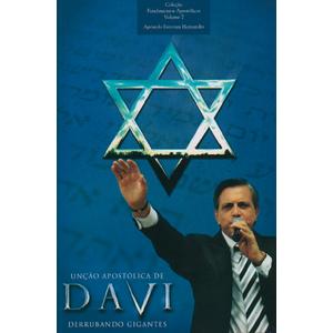 Livro - Unção Apostólica de Davi - Volume 7