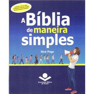 A Bíblia de Maneira Simples
