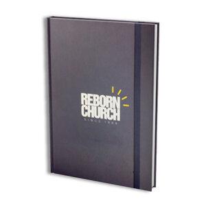 Caderno Reborn Church