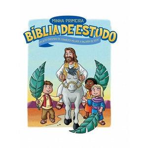 Bíblia - Minha primeira Bíblia de estudo
