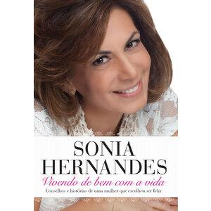 Livro Vivendo de bem com a vida - Bispa Sonia Hernandes
