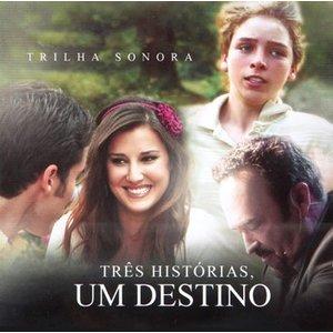 CD Trilha Sonora - Filme Três Histórias e um Destino