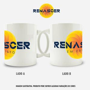 Caneca Renascer 2018