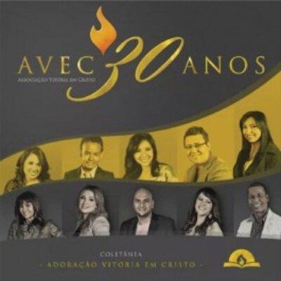 CD AVEC 30 Anos - Adoração Vitória em Cristo