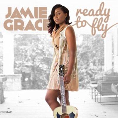 CD Jamie Grace - Ready To Fly