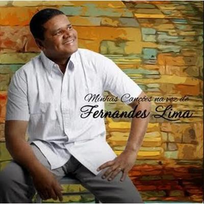 CD Minhas Canções na Voz de Fernandes Lima