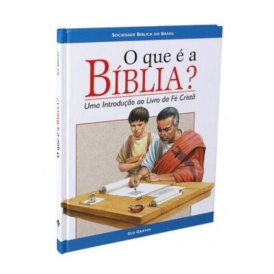 Livro O que é a biblia ?