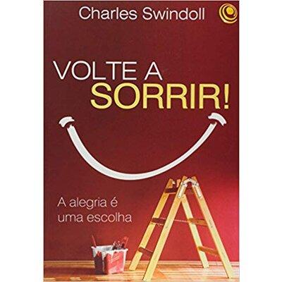Livro Volte a sorrir!