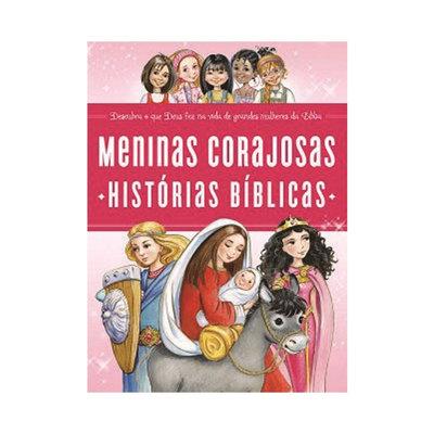 Livro Meninas corajosas - historias bíblicas