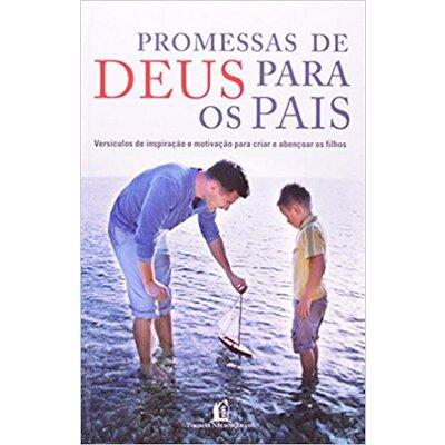 Livro Promessa de Deus para os pais