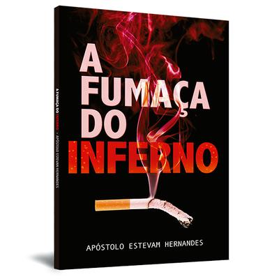 Livro - A Fumaça do Inferno