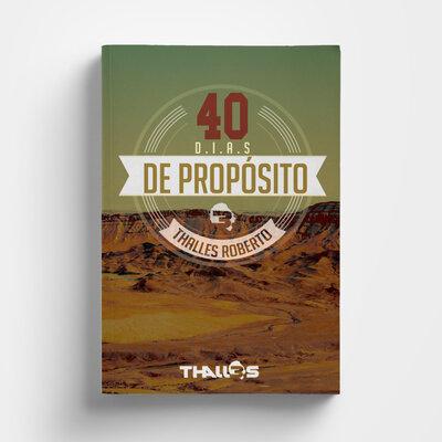 Livro 40 Dias de Propósito