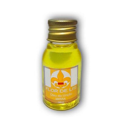 Óleo para unção - Mirra 30 ml