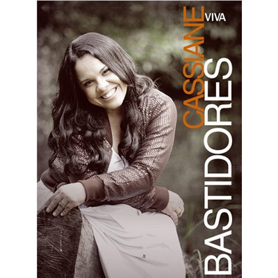 DVD Cassiane Viva Bastidores