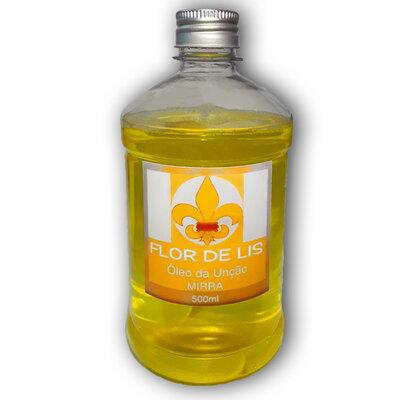 Óleo para unção - Mirra 500 ml