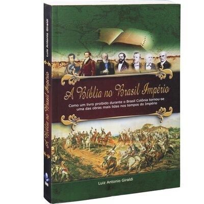 Livro A Bíblia no Brasil Império