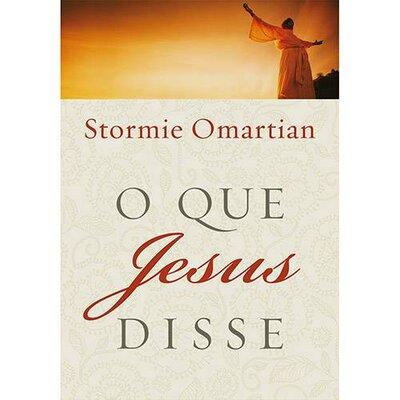 Livro O Que Jesus Disse