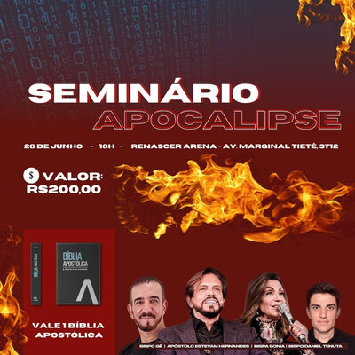 SEMINÁRIO APOCALIPSE 2021