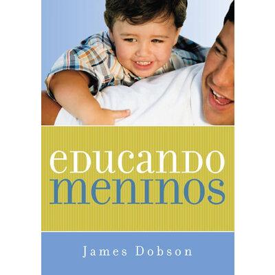 Livro Educando Meninos - James Dobson