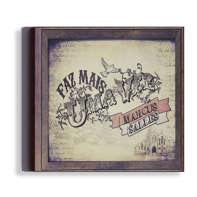 CD - Marcus Salles - Faz Mais Uma Vez