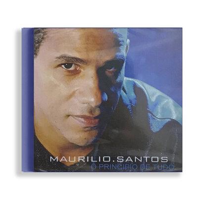 CD - O Principio de Tudo - Murilio Santos
