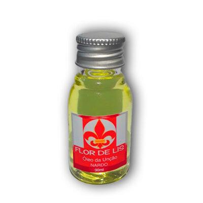Óleo para unção - Nardo 30 ml
