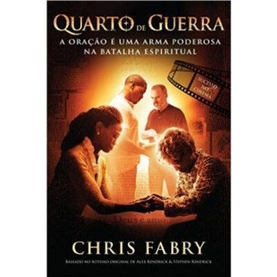 Livro Quarto de guerra - Chris Fabry