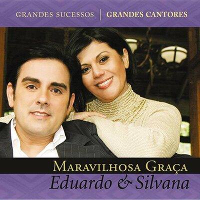 CD Eduardo e Silvana - Maravilhosa Graça