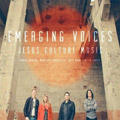 Cd Emerging Voices - Jesus Culture