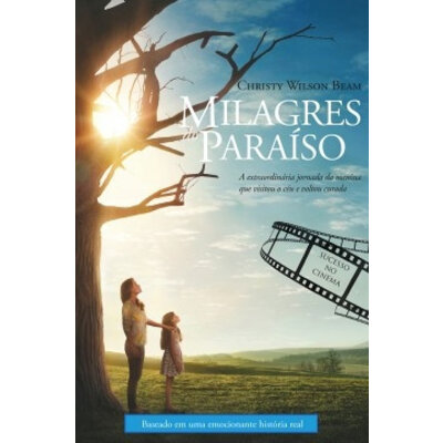 Livro Milagres do paraíso - Christy Wilson Beam