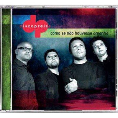 CD Discopraise - Como se não houvesse amanhã