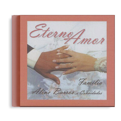 Cd Aline Barros - Eterno Amor - Familia
