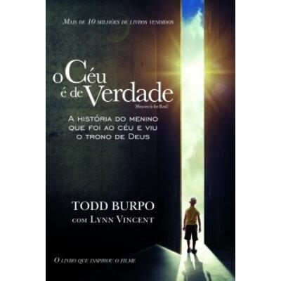 Livro O céu é de verdade - Todd Burpo