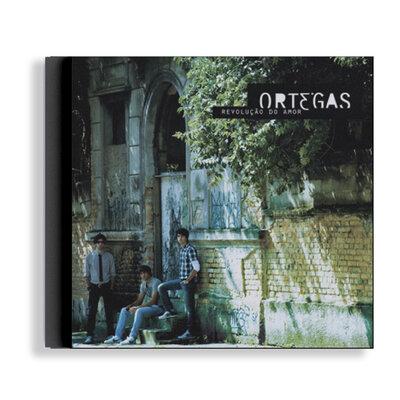 CD - ORTEGAS - REVOLUÇÃO DO AMOR