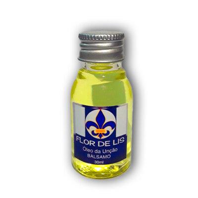 Óleo para unção - Balsamo 30 ml